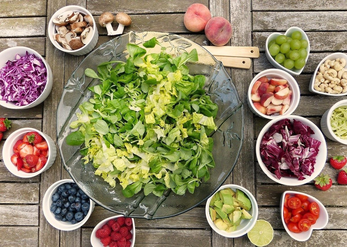Dieta mediterranea o dieta vegana: ecco cosa preferire